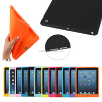 Hot ! Soft Silicone Protective Case For iPad Air , For apple iPad Air case Silicon