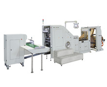 Popular used paper bag making machine from Wenzhou paper machine supplier