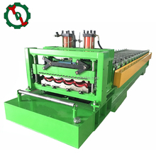 Products Supply Steel Metal Tile Roofing Forming Machine