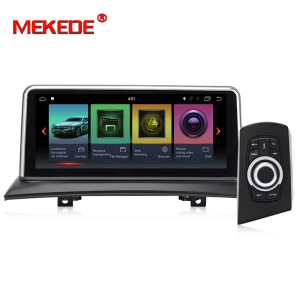 MEKEDE ID7 IPS screen Android 7.1 quad core car dvd player for BMW X3 E83 2004-2009 2+32GB support radio wifi gps ADAS 16gb card