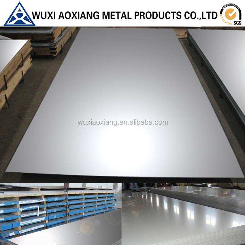 2B No.1 Finish Cold Rolled Hard Stainless Steel Sheet 304 201 Grade