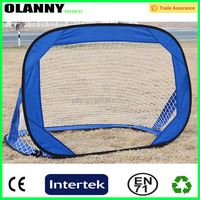 discount price OEM in bulk soccer goal with shooting target