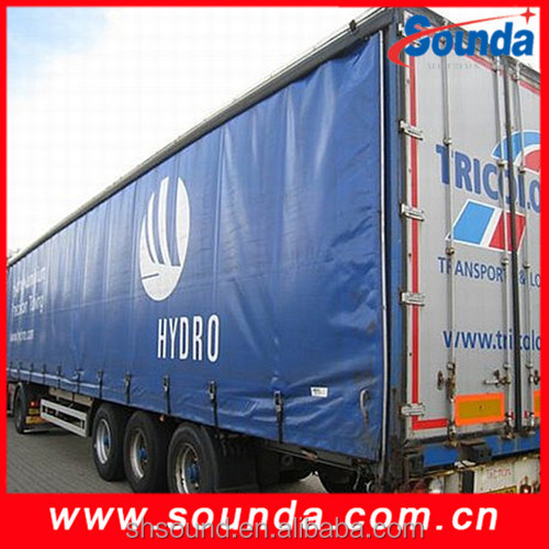Sounda PVC Tarpaulin for truck cover