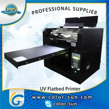 A3 UV Flatbed Printer,Embossed Image Printed On , with UV Led printing