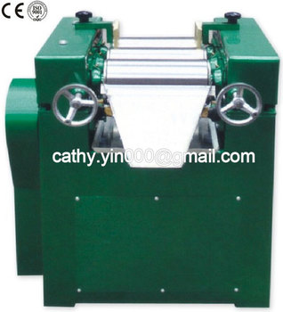 China hot sale S150 three ink roller mill