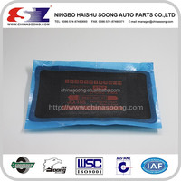 Superior Radial Rubber tire repair patch for car