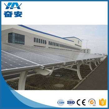 Guaranteed Quality Aluminum Profile For Solar Panel Support Frames