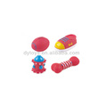 ICTI Factory Custom vinyl Dog Pet Toys