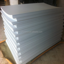 Hot sale abs sheet/clear abs plastic board/1.5mm thick