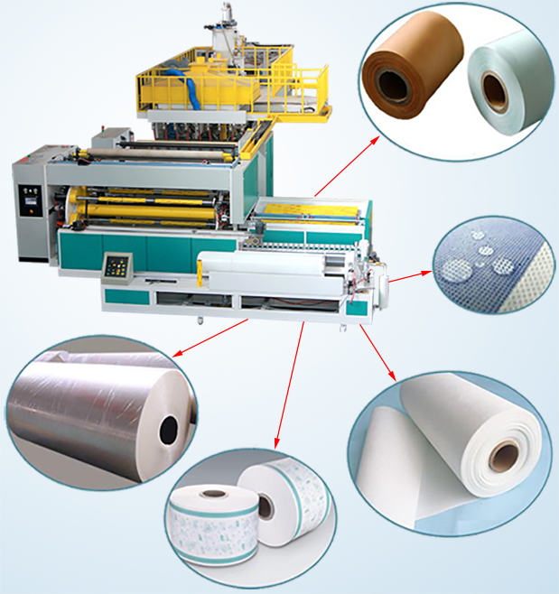 food grade pvc stretch freshness protection cling film production line