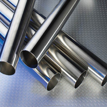 Mirror Polished Finish 304 Stainless Steel Square Hollow Tubes
