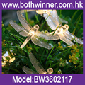 2017 new SolarLED Dragonfly Light String