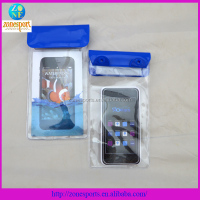 high quality waterproof phone case for iphone5/4 waterproof bag for phone