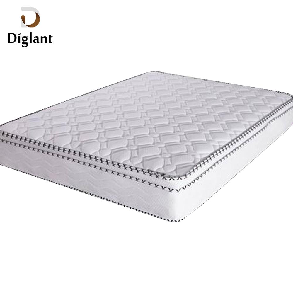 DM031 Diglant Gel Memory Latest Double Fabric Foldable King Size Bed Pocket bedroom furniture rebonded foam mattress - Jozy Mattress | Jozy.net