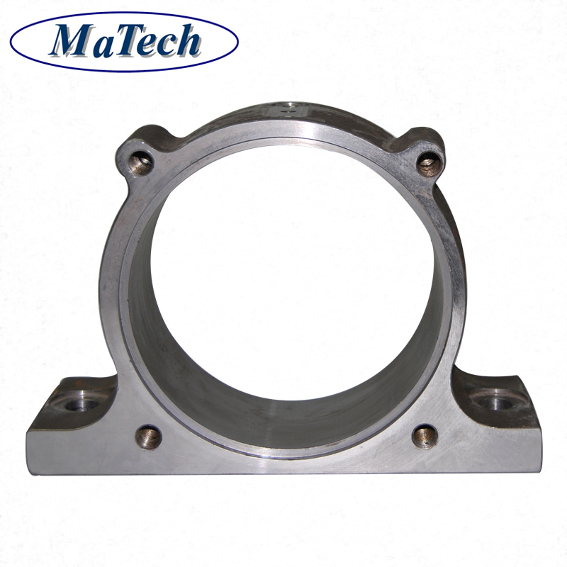 Precisely Lost Wax Casting Steel Idler Bearing Housing