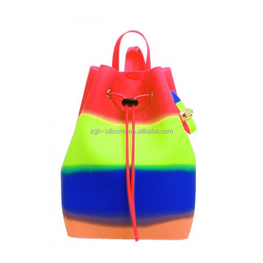 High quality Premium Silicone Child Backpack Child Shoulder Bag