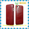 Retro Matte Leather flip cover case for Iphone 6 7 5 7Plus and for Samsung galaxy S6 S5 J3 J7 S7 edge mobile phone