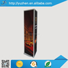 2015 new NEW aluminum frameless advertising display LED light box fabric light box frame
