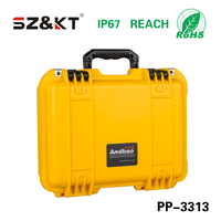 Durable Small Hard Plastic Waterproof IP67 Unbreakable Tool Case