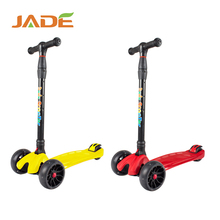 2017 High quality Pro Folding Kick Scooter 4 Wheel Kids Foot Scooter for Sale