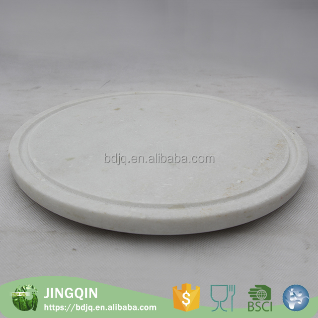 "New Design slate stone cake tray 7"" square cake plate"