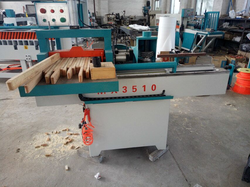 MX3510 shaper comb tenon wood finger joint machine