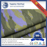 Excellent Strong Quality 100% Cotton Rip-Stop Ribstop Camo Printing Fabric