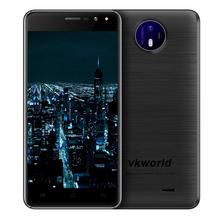 3G Android6.0 VKWORLD F2 5.0inch Smart Phone Dual Sim 1.3GHZ RAM2GB+ROM16GB Fashion Design Slim Cheap Smart Mobile Phone