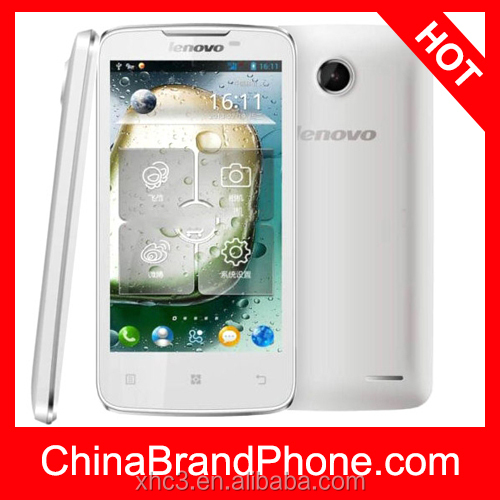 Best 4.5 inch smart phone Quad Core Lenovo A820 4GB 4.5 inch 3G Android 4.1.2 MOBILE PHONE