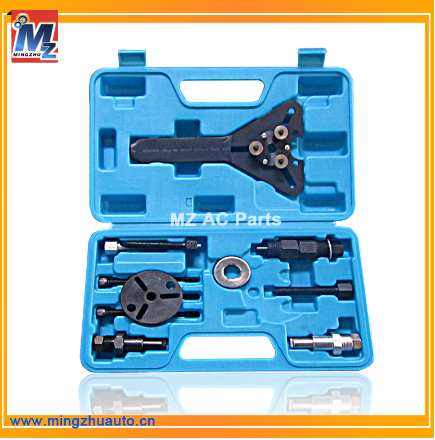Automobile AC Car Air Conditioning Clutch Removal Tool Kit