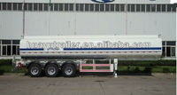 45m3 oil/fuel tanker semi-trailer