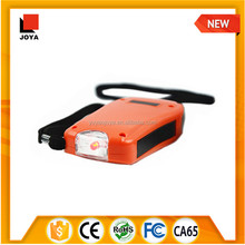 outdoor using light power hand crank generator, led hand charge torch light,hand crank flashlight