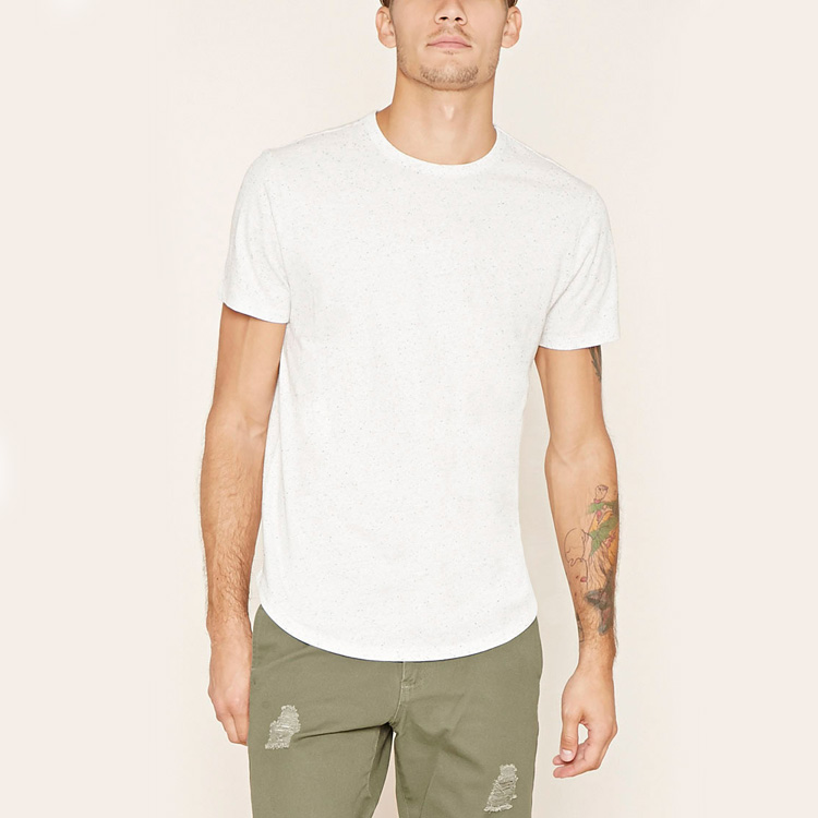 Promotional cheap t shirt 100% viscose tee shirt white plain t-shirt wholesale cheap