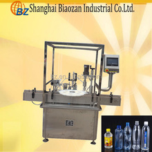 200ml bottle shape plastic bottles filling and capping machine for grape juice