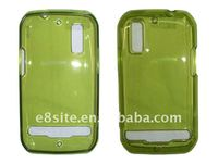 Hot Sale Glossy TPU Gel Case For Motorola MB855/Photon 4G