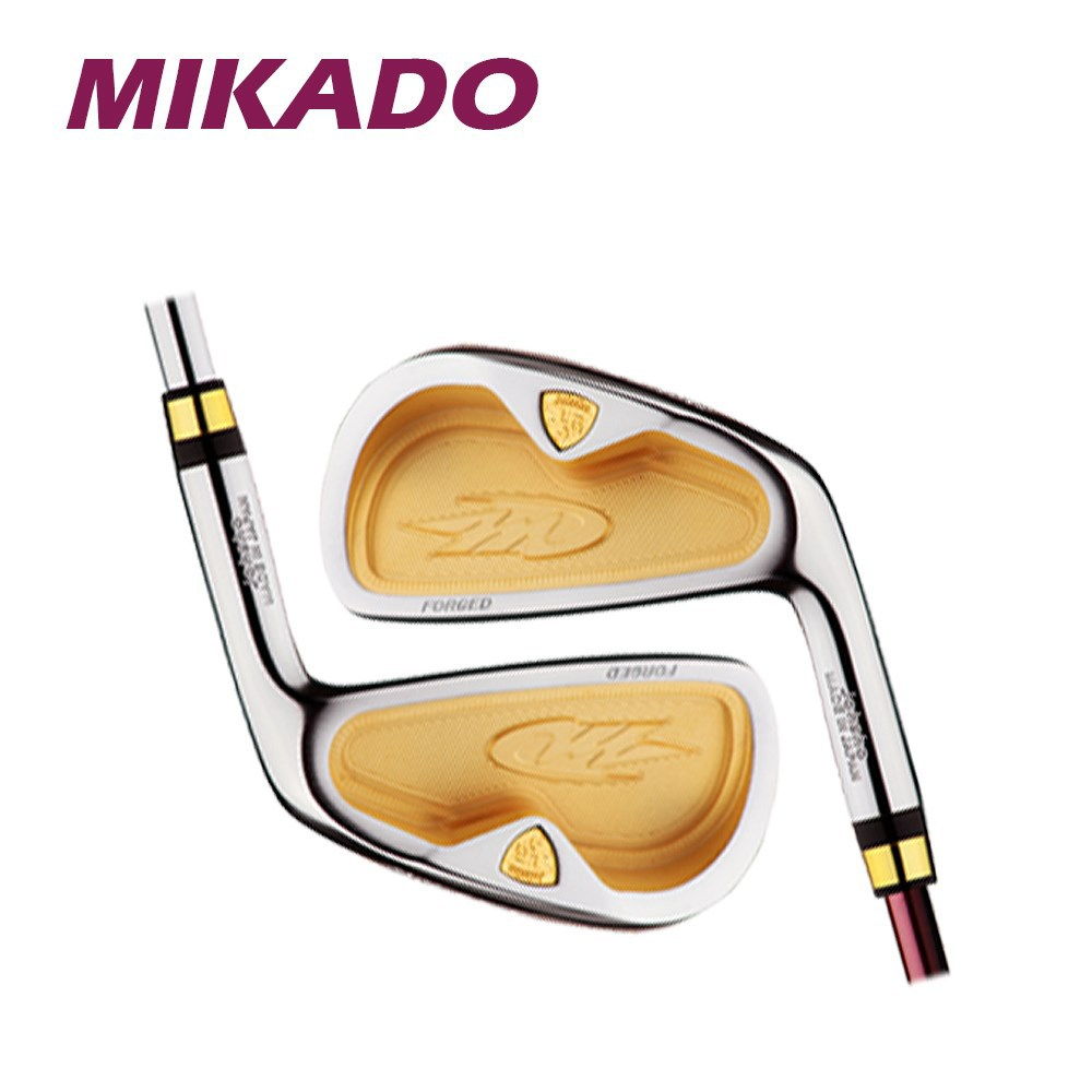 MIKADO GOLD CARBON/STEEL IRON