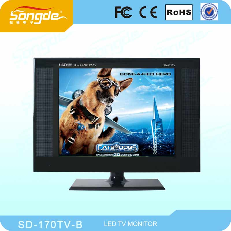 Hot model B Grade tube 17inch tv with fob price