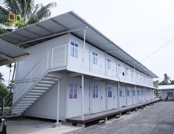 20ft offcie container house easy remove container office for temporary office prefabricated housing