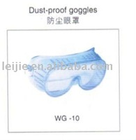 dust-proof goggles