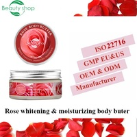 Rose Whitening & Moisturizing Body Butter