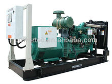 automatic low rpm alternator generator set
