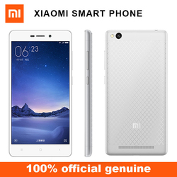 Xiaomi Redmi 3 capacitive Screen Battery 4100mAh 5.0inch cell phone mobile
