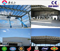 China Prefabricated Steel Storage Warehouse Construction industrial shed