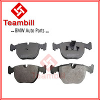 Best Brake pad For BMW E38 E39 E83 x5 E53 OE 34116761252 3.0 i /4.4 i 3411 6761 252