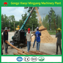 China made mini manual shredder wood chipper shredder for sale008618937187735