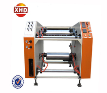 PE stretch film slitting and rewinding machinery