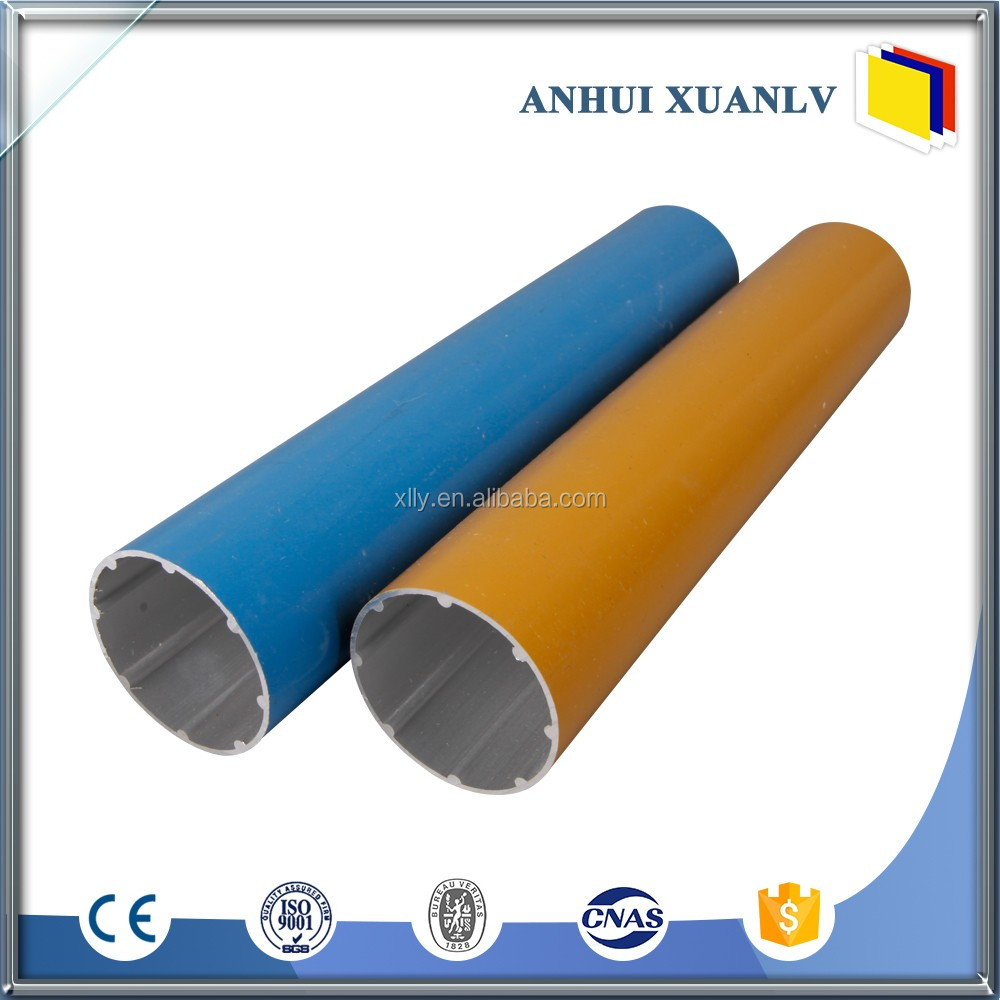 aluminum square tube for connector