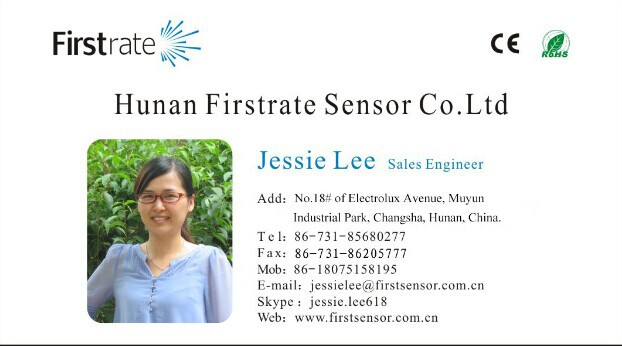 FST600-101 pt100/ pt1000 temperature Sensor for Wide Scope of Application