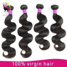 Wholesale body wave hair Brazilian italian weave human hair extension