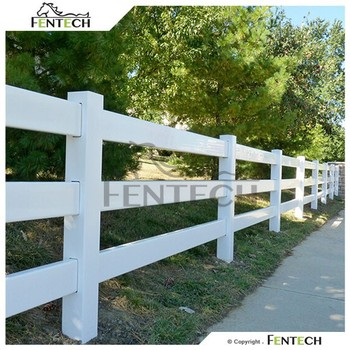 how to build a horse fence cheap
